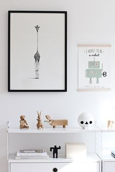 A Modern, Stylish Baby Boy's Nursery - Petit & Small