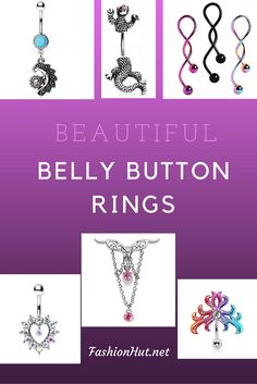 FashionHut.net carries a huge selection of belly button rings. Reverse style top down and Navel shield navel rings that look like naval tattoos, these are very popular and definitely make a statement. All Belly rings are made from 316 surgical steel. Check out the vast variety of navel rings we have to offer.#fashionhutjewelry