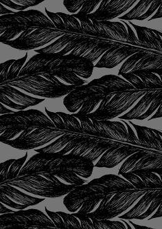 Sulka black out, black, design By Lauri Ylönen