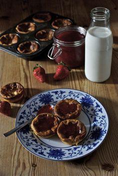 Receta de 'Tortitas dulces con fresas' de Pepekitchen para el blog 'A tu Gusto' de superSol. La mejor gastronomía :)