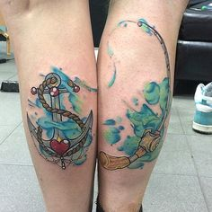 Hook and Anchors