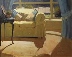 Colley Whisson   Touched By North Light, 22x29