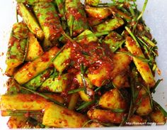 K Food, Good Food, Asian Recipes, Healthy Recipes, Ethnic Recipes, Kimchi Recipe, Food Festival, Korean Food, Meal Planning