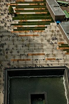 National September 11 Memorial - New York, Stati Uniti - 2013 - Handel Architects