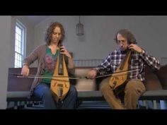 Da Slockit Light, a Bowed Dulcimer Duet