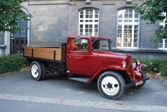 1928 citroen c4 pick up french commercial vehicles. Black Bedroom Furniture Sets. Home Design Ideas
