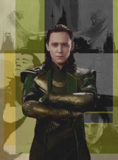 Loki from Asgard ..