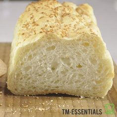 Our Thermomix recipe for Gluten Free Bread is also egg free, dairy free and budget friendly. It's light, fluffy and is as close to everyday bread that you will find.