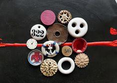 mano kellner, mandala Washer Necklace, Jewelry, Mandalas, Jewlery, Jewerly, Schmuck, Jewels, Jewelery, Fine Jewelry