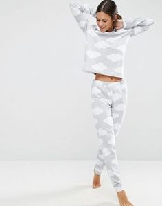 ASOS LOUNGE Cloud Jogger