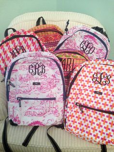 SCOUT by Bungalow backpack awesome washable by lizzieanddeandesign, $65.00