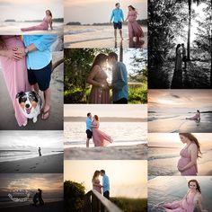 Session ideas for beautiful beach babymoon session 💕 Maternity Photographer, Maternity Session, Seabrook Island, Beautiful Beaches, Charleston, Oakley, Photography, Image, Instagram