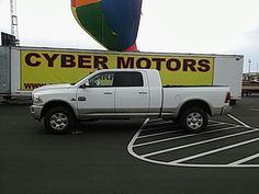 Used 2015 RAM 2500 Longhorn Mega Cab SWB 4WD for Sale in Boise ID 83709 Cyber…