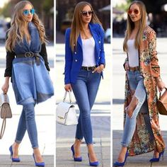 🌟Fashion&Lifestyle🌟 ( by byfashion_style) Look Fashion, Daily Fashion, Fashion Outfits, Womens Fashion, Fashion Ideas, Fashion Beauty, Luxury Fashion, Fall Outfits, Casual Outfits