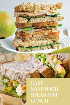 #lunch #ideas #food #sandwich #superfood #recipes