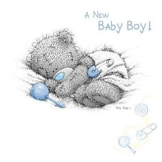 "James Elvis II - ""JJ"" - Tatty Teddy Bear"