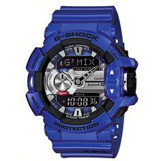 Casio G-Shock GBA-400-2AER Bluetooth smart watch