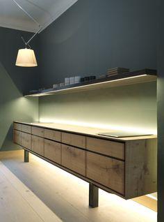 Dinesen showroom - Designstudio