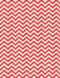 chevron red luxury designer decorative gift wrap paper NEW!    $5.00