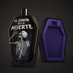 El sabor de la muerte (Concept) on Packaging of the World - Creative Package Design Gallery