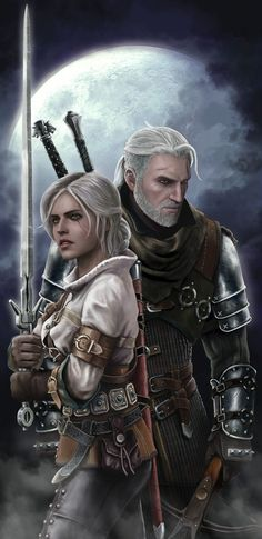 ArtStation - The Witcher fanart, Dmitriy Soloviov The Witcher 3, Witcher 3 Geralt, The Witcher Wild Hunt, The Witcher Books, Witcher Art, Witcher Tattoo, Arte Assassins Creed, Witcher Wallpaper, Anime Pictures