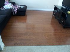 Flooring we just installed