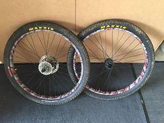 Giant stp dirt jump wheel set rims tyres   Bicycles   Gumtree Australia Wollongong Area - Wollongong 2500   1096028396
