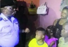 Police Uncover Suspected Trafficking Camp In Lagos Rescue Six Children