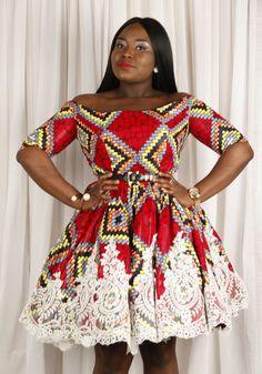 NASB Michelle O Dress – Zuvaa