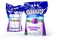 Powdered detergent «Bonus» on Behance