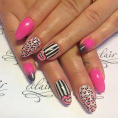 #eclair #nails #nailart #nailporn #nailswag