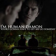 """#TVD 8x14 """"It's Been a Hell of a Ride"""" - Damon and Stefan"""