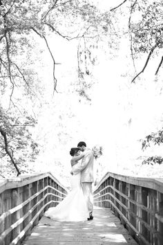 Photo from Angela & Dustin's recent wedding at Palmetto Dunes by Chloé Giancola Photography