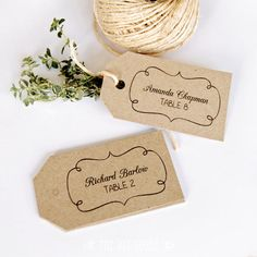 So that you need assistance nailing that wedding ceremony thanks card wording however you are unsure the place to start? Thank You Note Template, Place Card Template, Notes Template, Templates, Wedding Gift Tags, Wedding Place Cards, Wedding Thank You, Printable Place Cards, Printable Tags