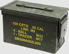 弾薬箱 AMMO BOX