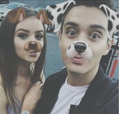 Dog Filter  Jess and Gabriel