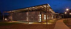 Escuela odontológica para la Universidad Chales Sturt - Noticias de Arquitectura - Buscador de Arquitectura
