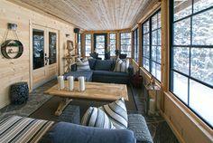 Stunning Cottage Sunroom transformation!