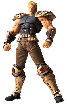 Figurine – Ken le Survivant – Hokuto No Ken – Revoltech Ken 007 – Raoh AF: Taille : 16 cm de hauteur (contre 14,5 cm pour Kenshiro) 20…