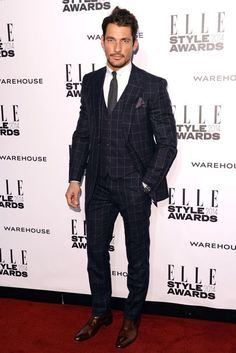 David Gandy: all his best outfits