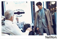 Network Fall/Winter 2014 Campaign