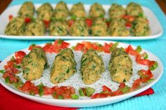No-Fat Red Lentil Patties - great for salad, sandwiches or as is! Lentil Patty, Veggie Recipes, Healthy Recipes, Recipes With Few Ingredients, Spices And Herbs, Meatloaf, Lentils, Parsley, Sandwiches