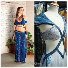 $235 DIY costume Daenerys by Accentuates Clothing #MotherofDragons #GameofThrones