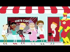 Message Hero & Joe's Café - YouTube: Animated ad for Message Hero, an online text message marketing service available to customers in the UK and Ireland.