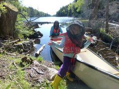 Silvercreek Canoe in Ontario, Canada