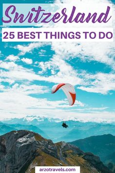 Find out about the very best things to do in Switzerland I where to go in Switzerland and what to see I Top things to do in Switzerland I Schweiz I #inlovewithswitzerland