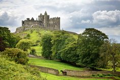 Picture of the Rock Of Cashel in Cashel County Tipperary, Ireland