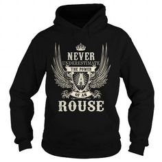 Awesome Tee ROUSE ROUSEYEAR ROUSEBIRTHDAY ROUSEHOODIE ROUSENAME ROUSEHOODIES  TSHIRT FOR YOU T shirts
