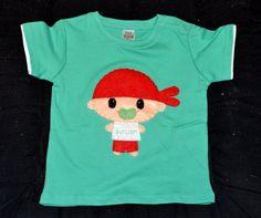 Camiseta piratilla