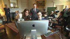 Duchess of Cambridge guest edits the Huffington Post